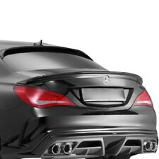 For Mercedes-Benz CLA250 14-19 T5i Factory Style Rear Roofline Spoiler Unpainted
