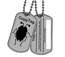 Geocaching CopyTag Copy Douple Geocoin verloren Ersatz trackable