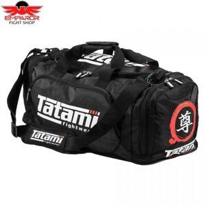 Tatami Sporttasche Meiyo Trainings Tasche Herren BJJ Sport Fitness Kampfsport