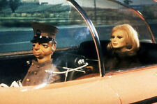 Thunderbirds 11x17 Mini Poster Parker driving Lady Penelope