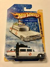 Hot Wheels - Ghostbusters Ecto 1 - Snowflake - Target Exclusive Car