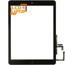 Replacement iPad 5 Air Retina Touch Screen Digitizer Glass + Home Button Black
