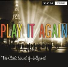 Various Artists - Play It Again: The Classic Sound of Hollywood [New CD SEALED