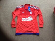 IPSWICH TOWN GOALKEEPERS FOOTBALL SHIRT New and tagged only match worn once RARE