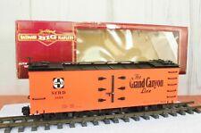 "BACHMANN (No.93202)  SANTA FE ""The Grand Canyon Line"" WOODEN BILLBOARD REEFER"
