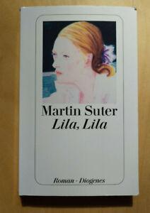 Martin Suter - Lila, Lila - TB