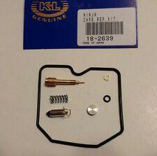 Kawasaki Carburetor Repair Kit EL250 EN450 EX500 ZX600 ZX750 ZX900 ZR1100 ZG1200