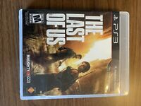 The Last Of Us PS3 Playstation 3 USA VERSION