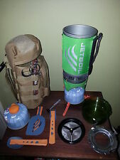 Jet Boil Companion carry pack ( Hiking,Camping,Bugout)