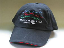 New Vtg 2007 Detroit BELLE ISLE GRAND PRIX  Cap Hat Indy Car Racing Cotton