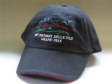 New Vtg 2007 Detroit BELLE ISLE GRAND PRIX  Cap Hat Indy Car Racing Cotton