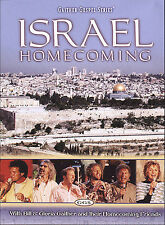 Bill Gaither/Gloria Gaither - Israel Homecoming (DVD, 2005, factory sealed new