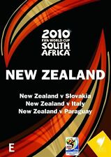 2010 FIFA World Cup: South Africa - New Zealand NEW R4 DVD
