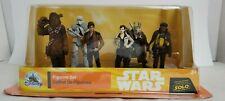 Disney Star Wars Solo Figurine Set Brand New Factory Sealed