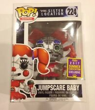 Funko Pop JumpScare Baby Sister Location 2017 Summer Convention  Exclusive