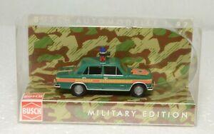 HO BUSCH 50563 SOVIET LADA 1600 MILITARY POLICE 1/87