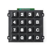 4 x 4 Matrix Array 16 Keys 4*4 Switch Keypad Big Keyboard Module for  P