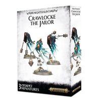 Nighthaunt Crawlocke The Jailor and Chainghasts - Warhammer Sigmar - New! 91-23