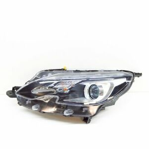 PEUGEOT 2008 Mk1 A94 Front Left Headlight RHD 9825313780 1.2 Petrol 60kw 2018