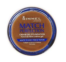 Rimmel Match Perfection Cream Gel Foundation - 300 Sand