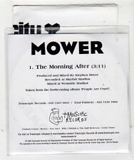(GE177) Mower, The Morning After - 2003 DJ CD