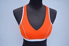 SHOCK ABSORBER by Victoria's Secret Sport Orange BH 75 34 B NEU Medium Support