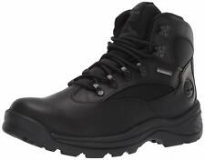 Timberland Mens Chochorua Trail Round Toe Ankle Military Boots, Black, Size 10.0