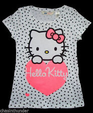 H&M Girls' Spotted T-Shirts, Top & Shirts (2-16 Years)