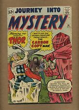 Journey into Mystery 90 (Solid!) 1st app. Xartans; Kirby; Ditko; 1963 (c#13208)
