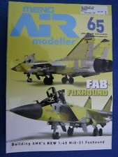 New Meng Air Modeller #65 April/May 2016 Foxhound Scale Model Military Aircraft