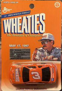 1/64 Scale Action Racing Dale Earnhardt Wheaties Race Car
