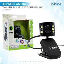 NEW LATEST WEBCAM CAMERA FOR DESKTOPS AND LAPTOPS WITH MIC