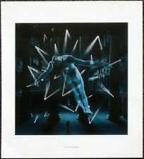 PINK FLOYD POSTER PAGE . 1995 PULSE LP ALBUM ART . M75