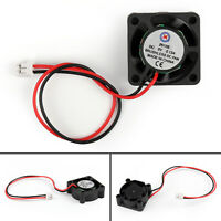 DC Brushless Cooling PC Computer Fan 5V 2510s 25x25x10mm 0.12A 2 Pin Wire T2
