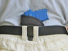 SOB Concealment Holster for RUGER LC9 & LC380 Pistol Inside Pant IWB Holster