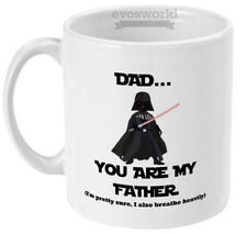 YOU ARE MY FATHER MUG - COFFEE MUG - DARTH VADER MUG - STAR WARS GIFT - DAD GIFT