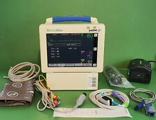 Patient Monitor Welch Allyn Propaq 242 SpO2,ECG,NIBP,PSU,Printer,New Battery