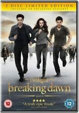 The Twilight Saga Breaking Dawn Part 2 DVD 2-disc Limited Edition