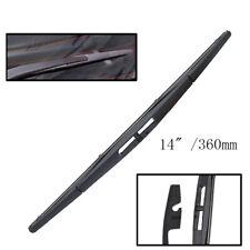 """14"""" For Mazda 2 Demio EX35 Montero Sport Lancer Rear Windshield Wiper Blade"""
