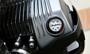 BMW R NINET Oil Temperature Gauge - Fahrenheit Black / R NineT Scrambler
