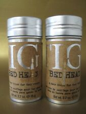 TIGI BED HEAD A HAIR STICK FOR COOL PEOPLE 2.7 OZ scuffs PACK OF 2