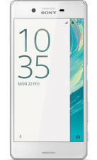 "Sony Xperia X weiß 32GB LTE Android Smartphone 5"" Display ohne Simlock 23 MPX"