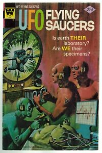 UFO Flying Saucers - #9 - January 1976 - Whitman