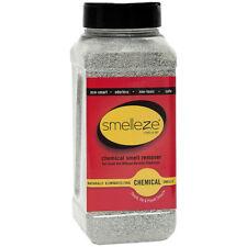 SMELLEZE Natural Chemical Odor Eliminator Powder: 2 lb. Bottle. Rid Carpet Odor