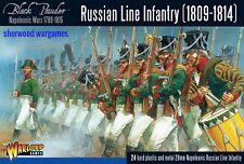 28mm Warlord Games Russian Line Infantry (1809-1814), Napoleonic Wars BNIB