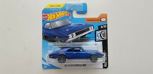DODGE CHARGER 500 69 - HOT WHEELS - SCALA 1/64