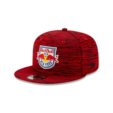 New Era MLS Soccer New York Red Bulls Red On-Field Collection 9FIFTY Snapback