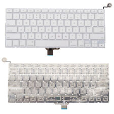 For Apple MacBook 13 Unibody A1342 Keyboard US Layout + Power Button Replacement