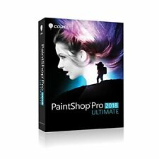 Corel PaintShop pro 2018 Ultimate Box-pack 1 Benutzer