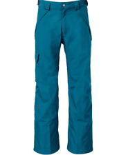 NEW THE NORTH FACE SEYMORE SNOW PANTS WATERPROOF SKI PANTS MENS M BLUE FREE SHIP
